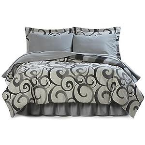 Royale Home Alexander Bed In A Bag Queen Sgaz8