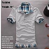 (ドートル オトゥール) D'autres hauteurs 3色 4サイズ レイヤード フェイク インナー ポロシャツ