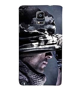 EPICCASE Fashion Mobile Back Case Cover For Samsung Galaxy Note Edge (Designer Case)