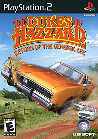 Dukes of Hazzard Return of the General Lee (PAL Version)