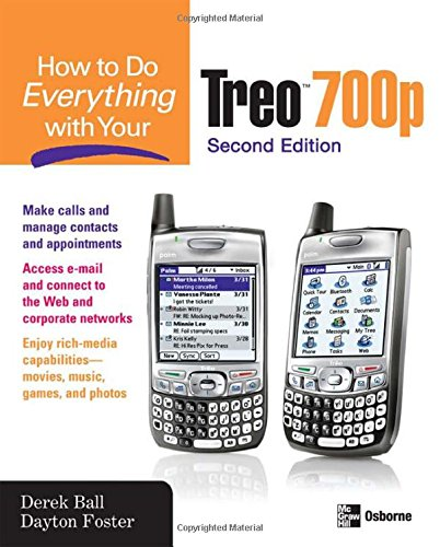 How To Do Everything With Your Palm Treo