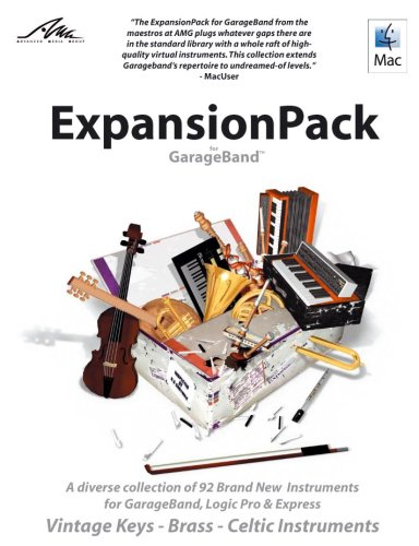 CHANNEL SOURCE EXPANSIONPACK FOR GARAGEBAND LOGIC OR LOGIC EXPRESS - CHANNEL SOURCE - AMGEXPGB at Sears.com