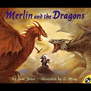 Merlin and the Dragons Audiobook