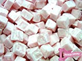 Sugar free Candy Floss cubes sweets 300g Handmade