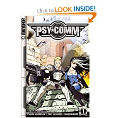 PSY-COMM Volume 1 (v. 1) by Jason Henderson and Tony Salvaggio