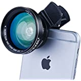 Apexel 2-in-1 Cellphone HD Camera Lens Kit 0.63x Wide Angle Lens And 12.5x Macro Lens For IPhone 6/6s 6plus/6s...