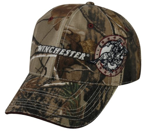 Cheapest Prices! Winchester Realtree Riding Horse Star Hat