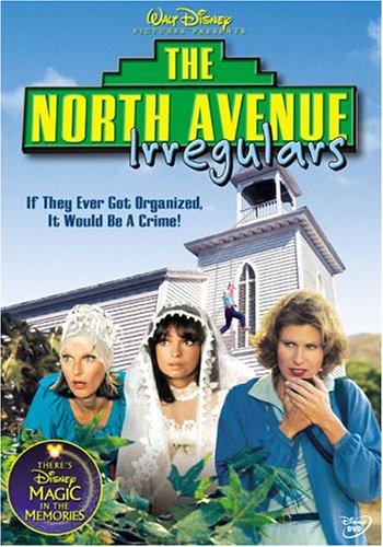 North Avenue Irregulars [DVD] [Region 1] [US Import] [NTSC]