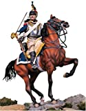 アンドレアミニチュアズ S8-F34 French Cuirassier on Horseback 1812