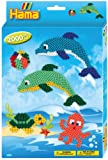 Hama Beads Dolphin Set