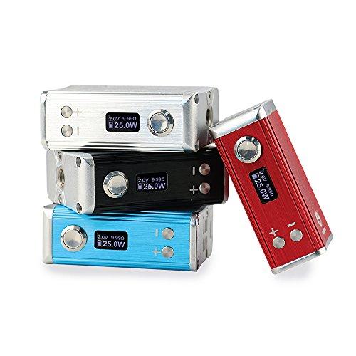 KSD-Mini-25-watt-wie-IStick-E-Zigarette-Set-Originaler-Akkutrger-von-KSD-Box-Mode-E-Zigarette