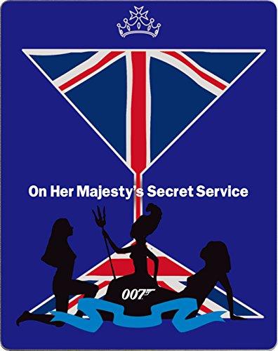 (スチールブック仕様)女王陛下の007 [Blu-ray]