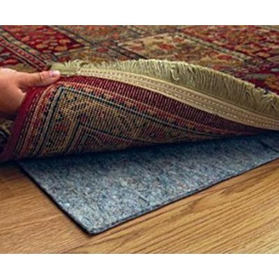 Plush, Reversible, Optimum Movenot(TM) 10'x14' Felt/Rubber Rug Pad for Hard Floors/Carpet