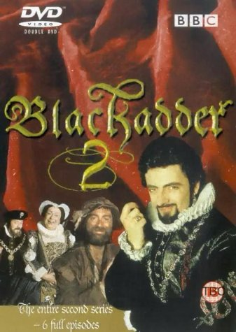 Blackadder 2 – The Entire Second Series [1986]