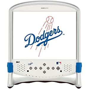 Hannspree's MLB Dodgers Sandlot 15-Inch LCD Television
