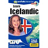 Talk Now! Learn Icelandic. CD-ROM: Essential Words and Phrases for Absolute Beginnersby EuroTalk