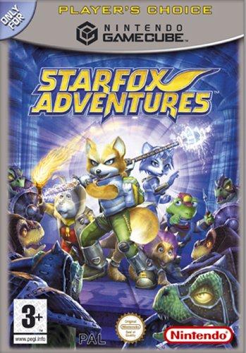 Star Fox Adventures (Players' Choice  GameCube)