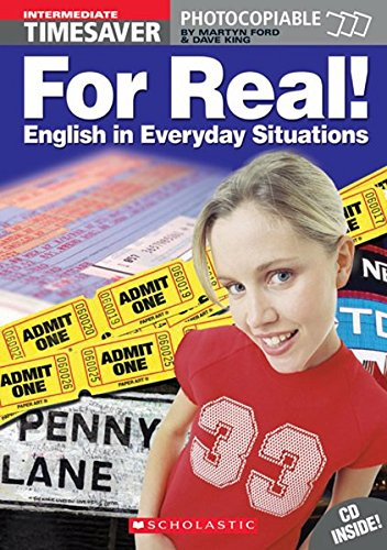 English in Everyday Situations with audio CD (Timesaver)