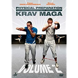 Physical Preparation for Krav Maga Volume 2