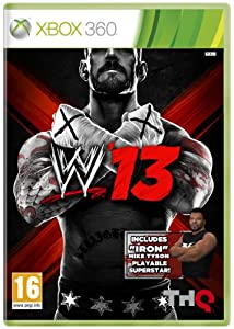 WWE 13: Limited Mike Tyson Edition (Xbox 360)