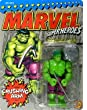 "Marvel Superheroes THE INCREDIBLE HULK 5"" Action Figure (1993 ToyBiz)"