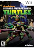 Teenage Mutant Ninja Turtles - Nintendo Wii