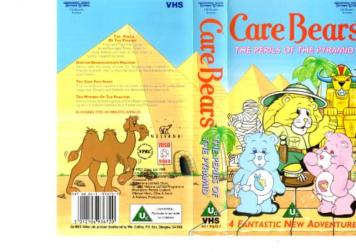 Care Bears: The Perils Of The Pyramid [Vhs]