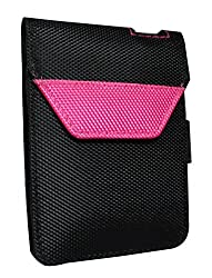 Saco Plug and play External Hard Disk Pouch Cover Bag for Samsung M3 Portable 2 TB External Hard Drive - Pink