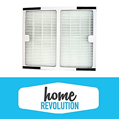 Idylis B Hepa Home Revolution Brand Air Purifier Filter; Replacement Made To Fit Idylis IAP-10-125, IAP-10-150; Model # IAF-H-100B, IAFH100B