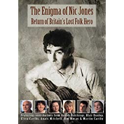 Enigma of Nic Jones: Return of the Lost Folk Hero