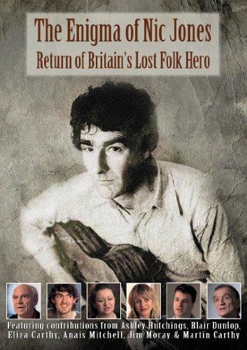Enigma of Nic Jones: Return of the Lost Folk Hero [DVD] [Import]