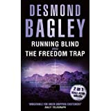 Running Blind / The Freedom Trap: AND The Freedom Trapby Desmond Bagley