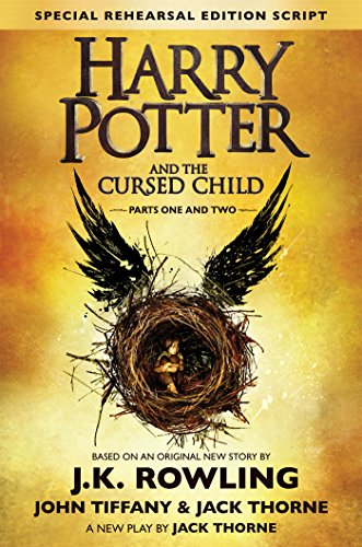 Harry Potter & Cursed Child Parts 1 & 2