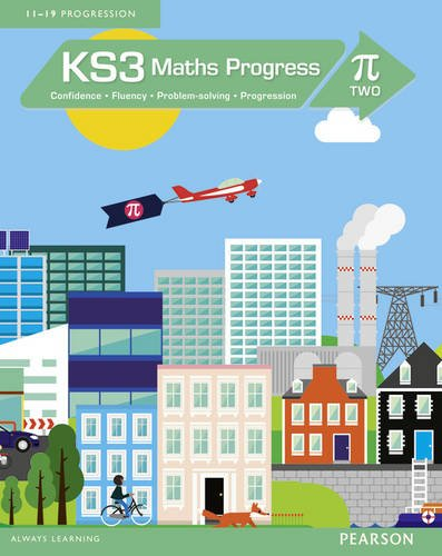 KS3 Maths Progress Student Book Pi 2 (KS3 Maths Series)