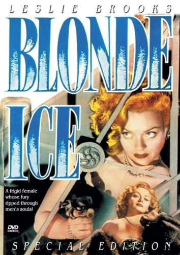 Blonde Ice Cover