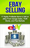 eBay Selling: 17 Highly profitable Items to Sell on eBay From Thrift Stores, Garage Sales, and Flea Markets (selling on ebay, how to sell on ebay, ebay selling, ebay business, ebay, ebay marketing,)