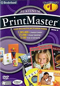 Printmaster Platinum, Version 18