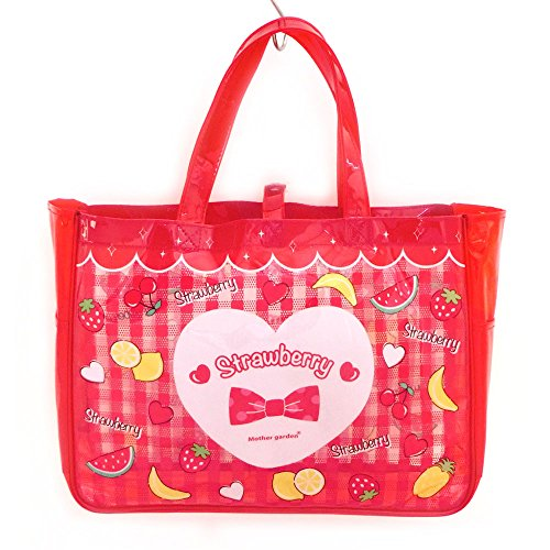 女の子のプールバッグの選び方!おすすめ5選と素材や形状についても