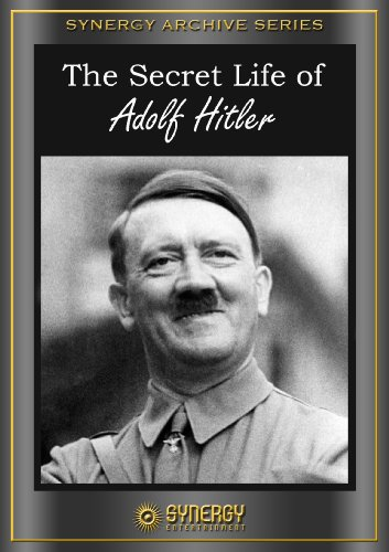 The Secret Life of Adolf Hitler Cover