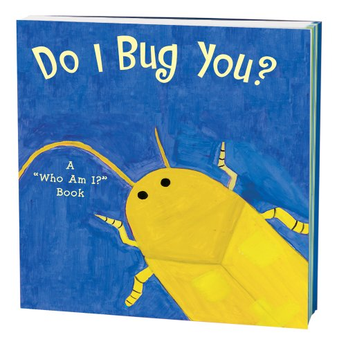 Spinner Books for Kids - Do I Bug You?