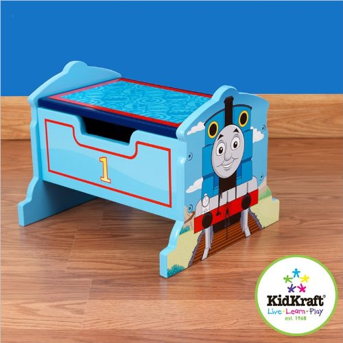 KidKraft Thomas And Friends Step 'N Store