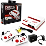 Consola Nes 8-Bit, Color Blanco/Rojo...
