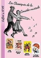 Coffret 4 DVD Comédies Musicales : Swing romance (Second Chorus) - L'Or du ciel (Pot o' Gold) - La pluie qui chante (Till the Clouds Roll By) - Mariage Royal (Royal Wedding)