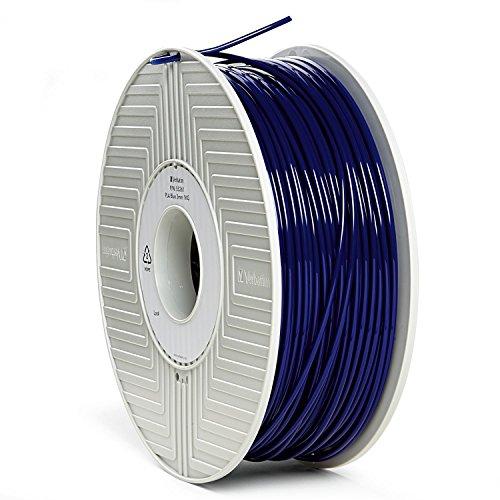 Verbatim 3D Filament PLA 3,00 mm Blue, 55261 (Blue)