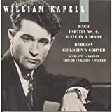"Vol. 6-Bach/Debussy/Scarlatti/von ""William Kapell"""