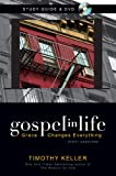 Gospel in Life Study Guide with DVD: Grace Changes Everything