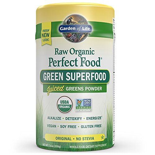 Garden of Life Raw Organic Perfect Food Original 7.4oz (209g) Powder (Perfect Food Raw compare prices)