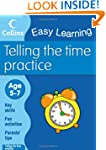Telling Time: Ages 5-7 (Collins Easy...