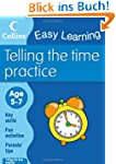Telling Time (Collins Easy Learning A...