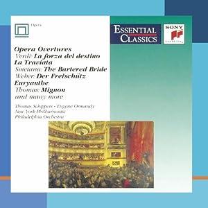 Opera Overtures (Essential Classics)